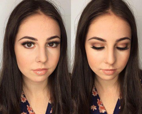 Natural Makeup - Christiane Dowling