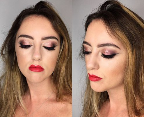 MUA in London - Christiane Dowling