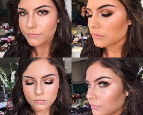 TV makeup artist - christiane dowling