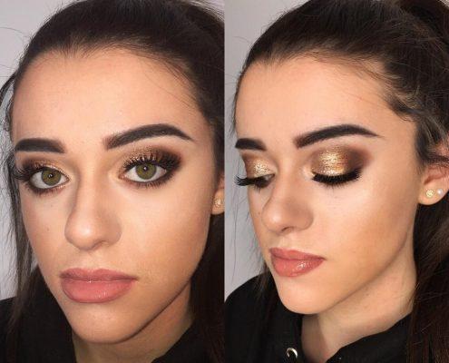 Make up artist surrey - christiane dowling
