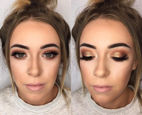 Makeup Artist in London - Christiane Dowling