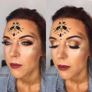 Festival Makeup - Christiane Dowling