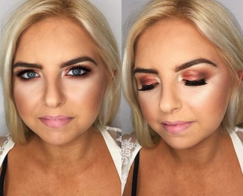 Professional Makeup artist in London - Christiane Dowling