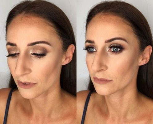 Makeup Artist in Surrey - Christiane Dowling