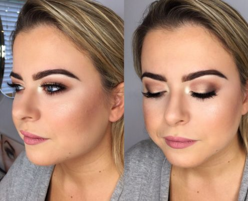 Special Occasion Makeup - Christiane Dowling