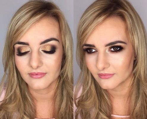 Makeup Artist - Smokey Eye - Christiane Dowling