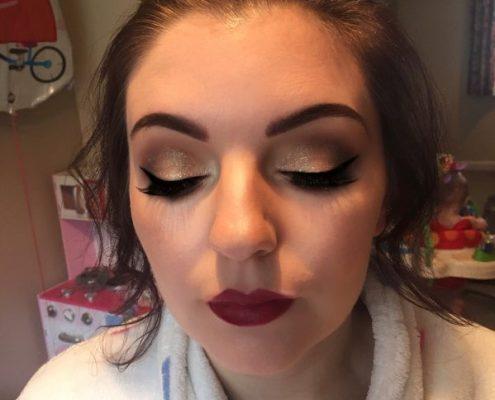 Asian Style Makeup - Christiane Dowling Makeup Artist