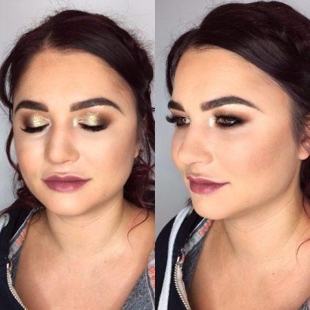 Sparkling Eyes - Christiane Dowling Makeup Artist