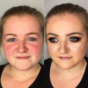 Before and After Makeup Artist - Christiane Dowling