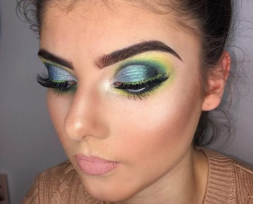 Makeup Artist Camberley - Christiane Dowling