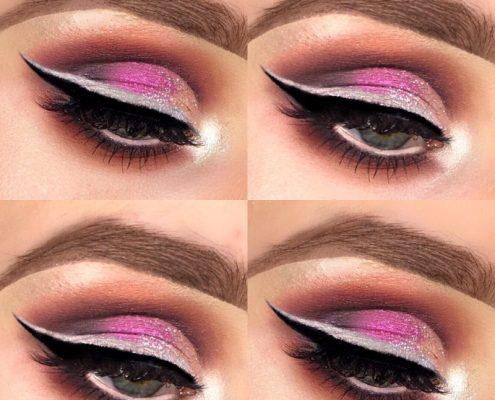 Eye makeup - Christiane Dowling Professional Makeup Artist Surrey
