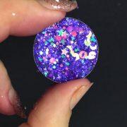 Glitter Eyes Christiane Dowling MUA