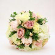 Olivia Brooke Floral Design - Christiane Dowling bridal makeup