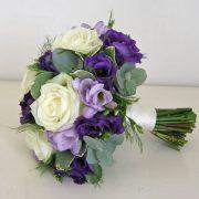 Olivia Brooke Floral Design - Christiane Dowling bridesmaid makeup