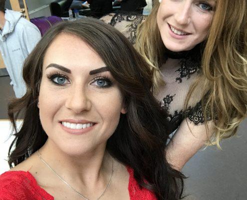 Makeup for Ball - Christiane Dowling