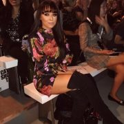 London Fashion Week - Christiane Dowling