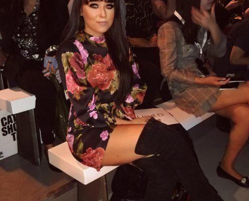 London Fashion Week - Christiane Dowling