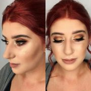 Summer ball makeup Artist - Christiane Dowling
