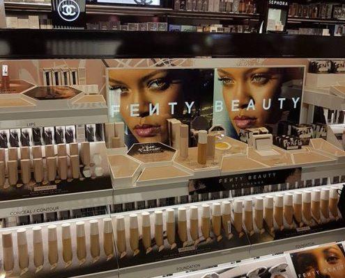 Rihanna Makeup - Christiane Dowling