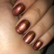 shellac nails woking