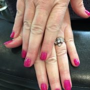 Shellac Manicure Farnborough- Christiane Dowling