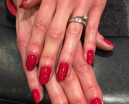 shellac nails farnborough