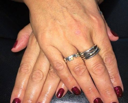 shellac nails yateley