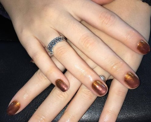 shellac nails eversley