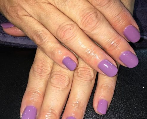 shellac nails wentworth