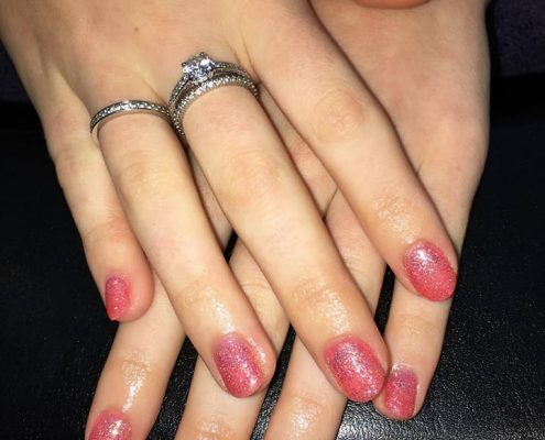 shellac nails aldershot