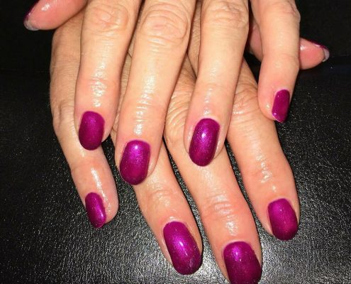 shellac nails berkshire