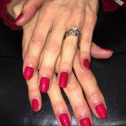 Shellac Manicure Yateley- Christiane Dowling