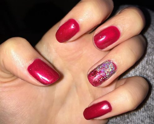 shellac nails london