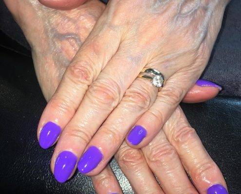 Shellac Nails Ascot - Christiane Dowling
