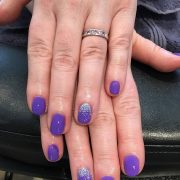 Shellac Manicure Sandhurst - Christiane Dowling