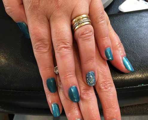 shellac nails sandhurst