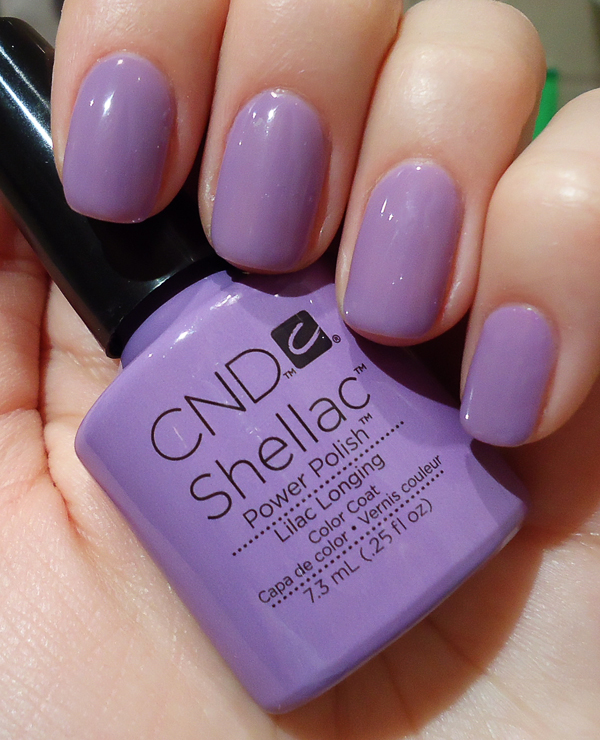 Cnd Shellac Nails Professional Nail Artist Sandhurst Yateley Camberley Crowthorne
