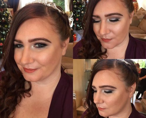 Winter Brides - Wedding Makeup Artist - Christiane Dowling