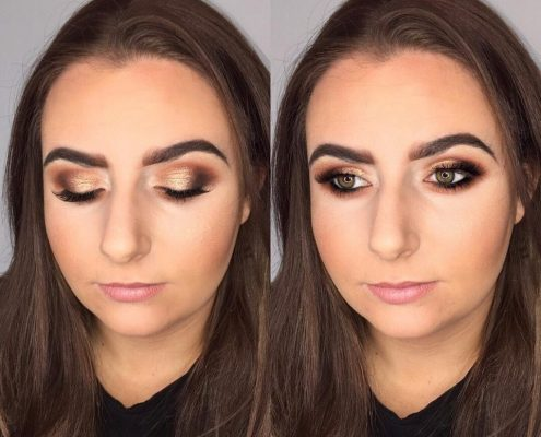 Recommended Makeup Artist in Surrey - Christiane Dowling