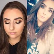 Christmas Party Makeup Artist in Camberley - Christiane Dowling