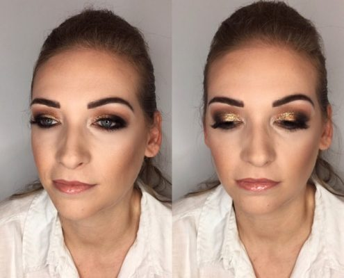 Christmas Party Makeup Artist in Ascot - Christiane Dowling