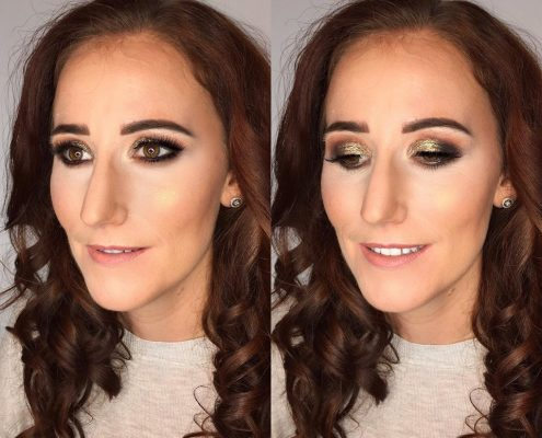 Recommended makeup artist - Christiane Dowling