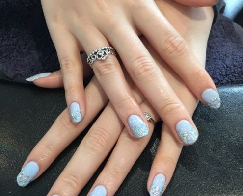 shellac nails basingstoke