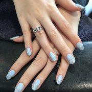 shellac nails winchester