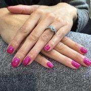 shellac nails egham