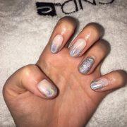 Shellac nails Ascot