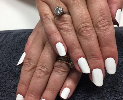 shellac nails in liphook