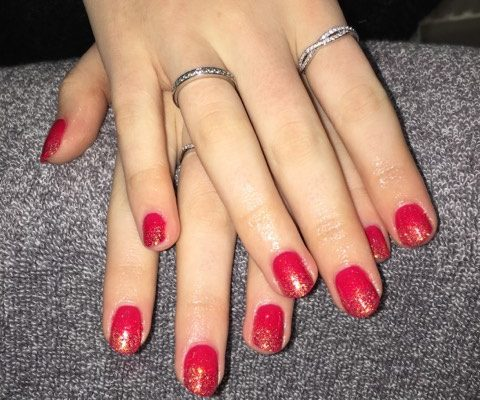 shellac nails swallowfield
