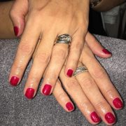 shellac nails frimley
