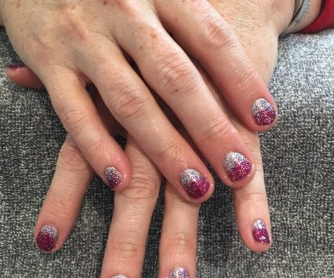 shellac nails runnymede